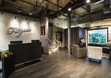 Duluth's Newest Salon & Spa : Fitger's Salon & Spa's