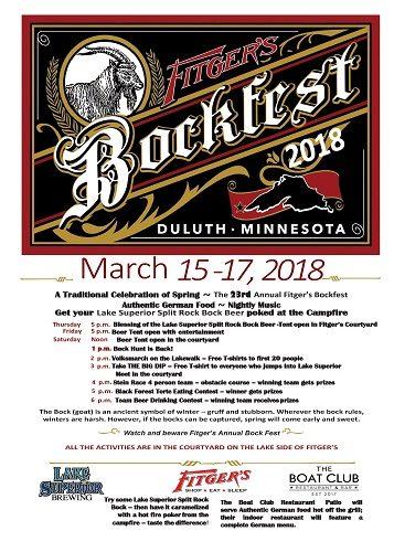 Bock Fest 2018 at Fitger's