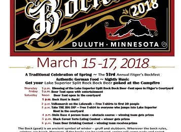 Bock Fest 2018 at Fitger's